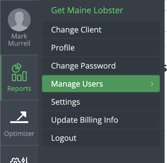 wicked reports How Do I Add or Remove Users
