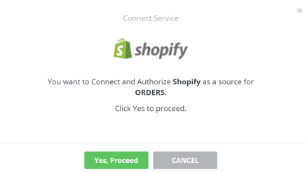 how to integrate shopify with wicked reports