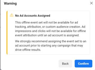 facebook offline data wicked reports