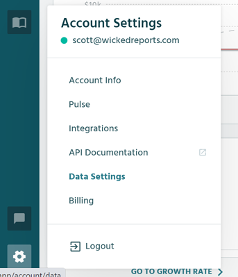 Integrate Attribution Segmentation between ProfitWell and Wicked Reports