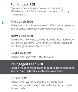 roi-report-attribution-model-filter-reengaged-lead-selected