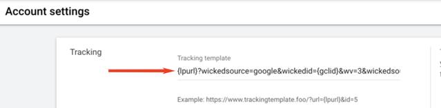 trackingTemplate