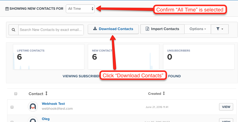 How to integrate ClickFunnels Actionetics for Lead Attribution and Email Tracking