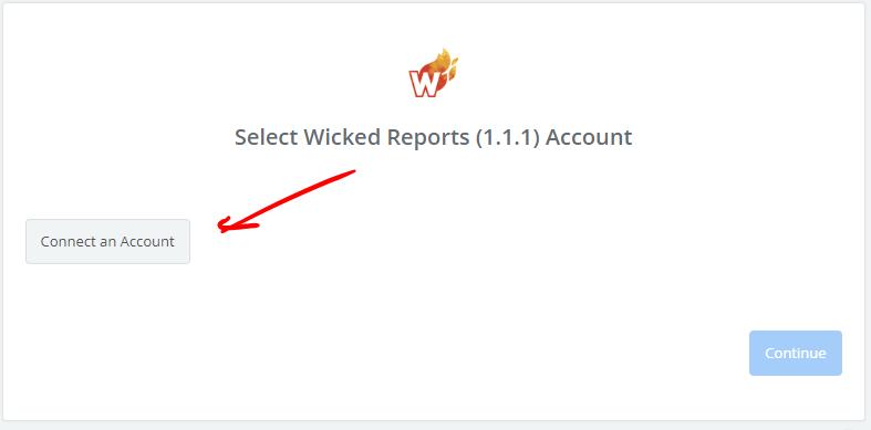 Zapier Error - No Client Found Error