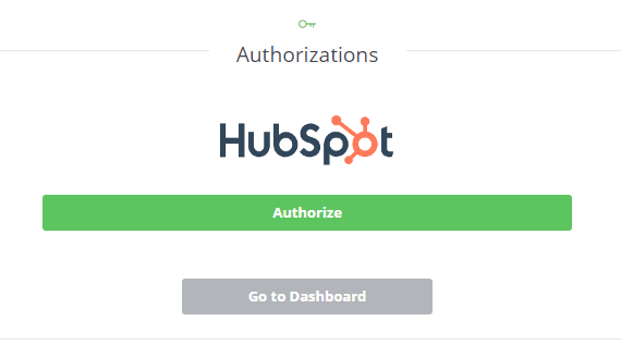 connecting hubspot to wicked reports